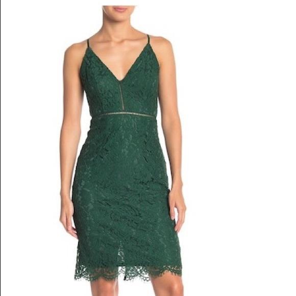 9c2ff52c63e9 ASTR the Label Hunter Green Lace V-Neck Dress. NWT. Astr.  M_5c42551203087c29614a41ab. M_5c425511c89e1d1af1294f65.  M_5c4255b29539f7699f73d08d